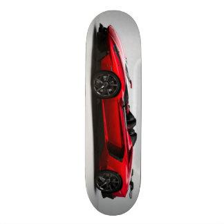 Skate Conselho feito sob encomenda do slider do carro de