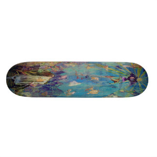 Skate criativo original de Surfin