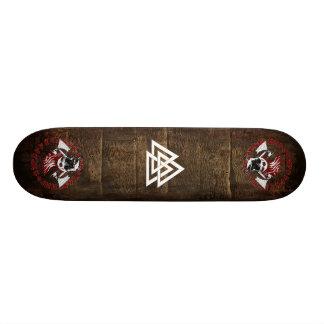 Skate da herança de Viking