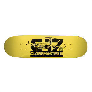 Skate da plataforma do skate do C-17 Globemaster