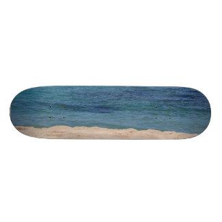 Skate da praia de Maui