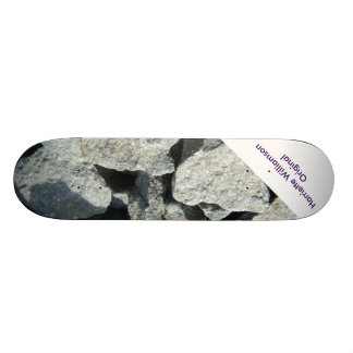 Skate da rocha por Harriette Williamson