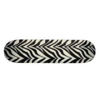 Skate da zebra