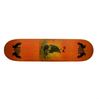 Skate de Drakkar