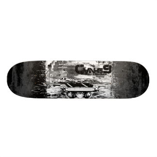 Skate de Dwight D. Eisenhower do porta-aviões