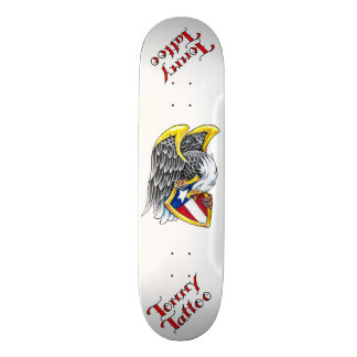 Skate de Eagle do americano