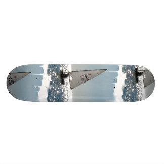 Skate de solo da vela