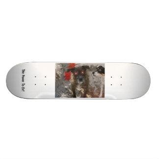 Skate demoníaco de Jack!