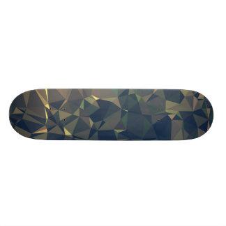 Skate Design abstrato & limpo de Geo - aço infundido