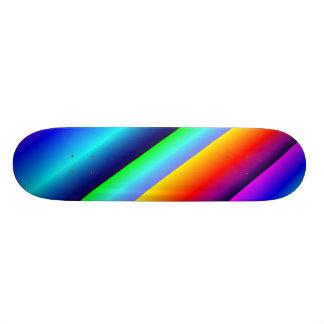 Skate do arco-íris de Tierazon