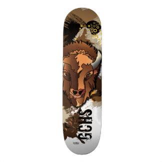 Skate do búfalo de GCHS