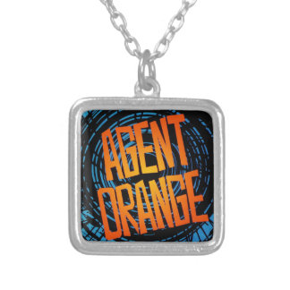 Skate do punk da colar de Agent Orange SpinArt