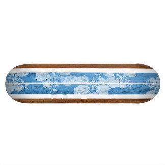 Skate do surf do vintage de Haleiwa
