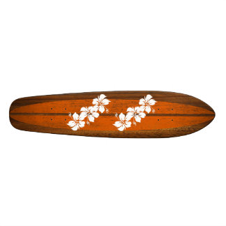 Skate do surf do vintage de Hookipa