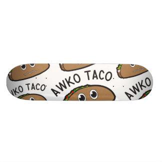 Skate do Taco de Awko