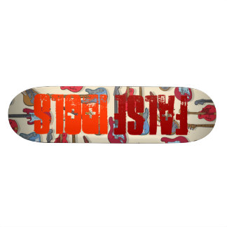 Skate falso dos ídolos