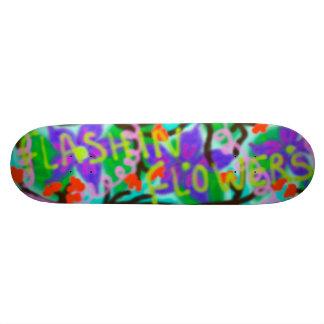 Skate Flashin floresce grafites