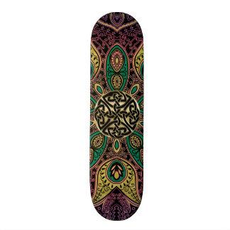 Skate Mágica celta Mystical antiga da obscuridade da