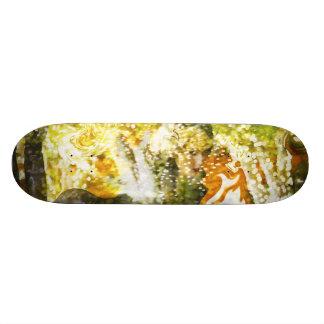 Skate mau de Tink pelo deprise Bríxia
