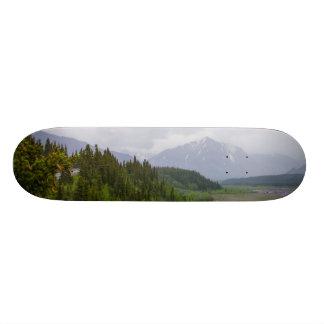 Skate Nebuloso em Denali