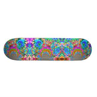Skate O girassol coloca para sempre - o azul