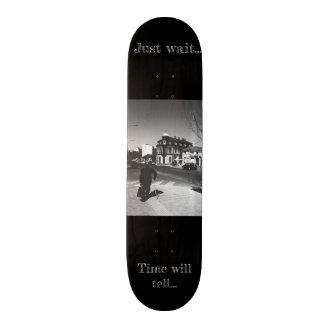 Skate O tempo tell2