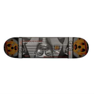Skate oficial de GTS