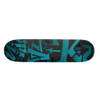 Skate original dos grafites