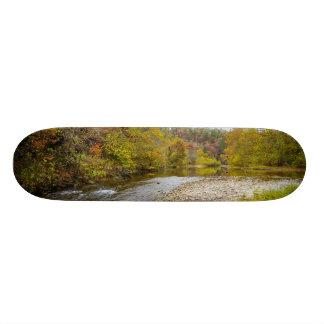 Skate Outono da forquilha dos jaques