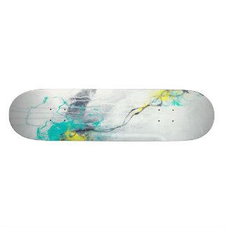 Skate Palco 01 do catalizador - plataforma abstrata do