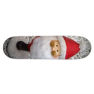Skate Papai noel pequeno bonito