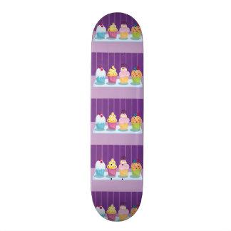 Skate Prateleira do cupcake