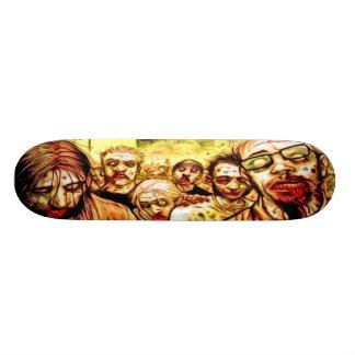 Skate radioativo dos zombis