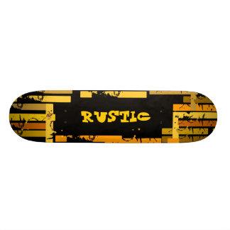 Skate RÚSTICO