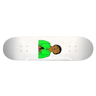 Skate Tibbs que tira o verde original da cor