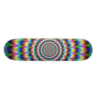 Skate tonto da ilusão