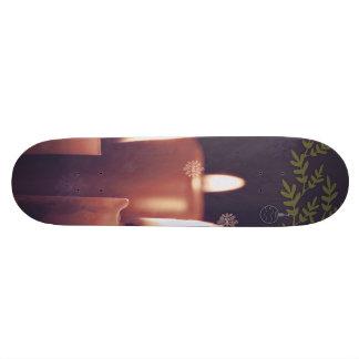 Skate velas do Natal