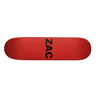 Skate Vermelho