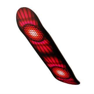 """Skate vermelho do gráfico Hoverboard"""" da movimenta"""