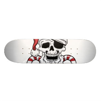 Skate Yo ho ho - papai noel do pirata - Papai Noel