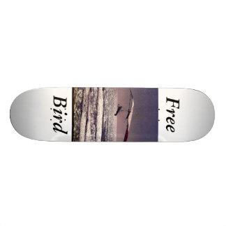 Skateboard. do planador de cair shape de skate 21,6cm