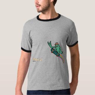 Skateboarding radical legal camiseta