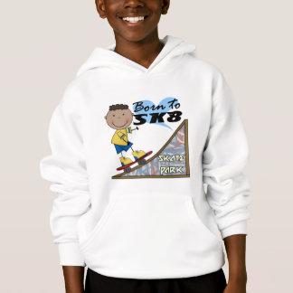 SKATER - menino do afro-americano