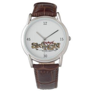 Skater Spirit cavalheiro relógio com pulseira
