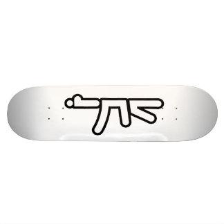 Skates da WB de AK