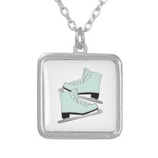 Skates de gelo colares personalizados