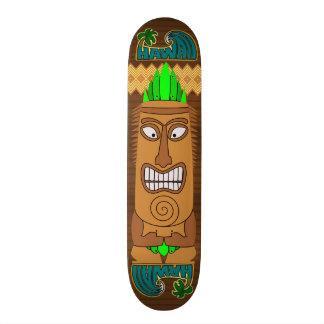 Skates de madeira havaianos do conselho