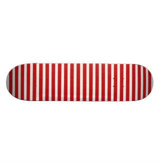 Skates legal para o branco vermelho das meninas li