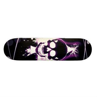 skill desenho violeta skateboard