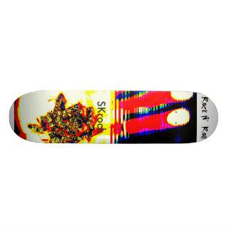 SKrock Shape De Skate 18,1cm